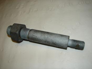 Bolzen - Stützbolzen zu Isolator 24kV